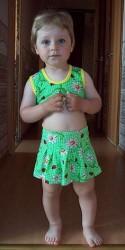 Первый детский гардероб