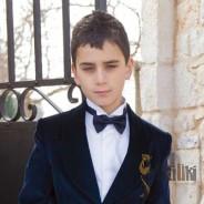 концертный костюм для мальчика