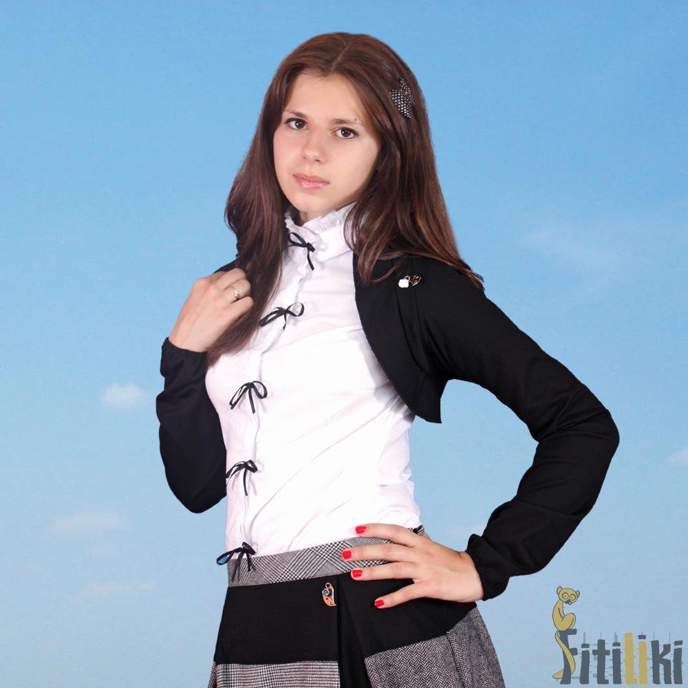Блузки Подростковые С Доставкой