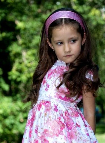 Детские праздничные платья для девочек - 3ac