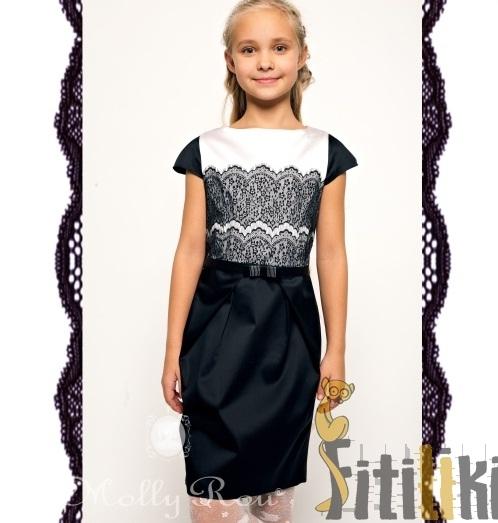 Концертные платья для девочек фото