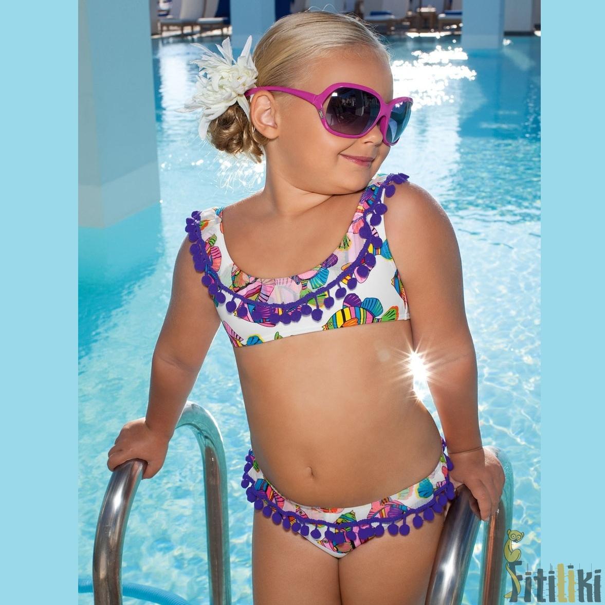 Фотоальбом девочки в купальниках 3 фотография