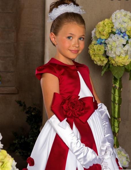 Итальянские платья детские на выпускной