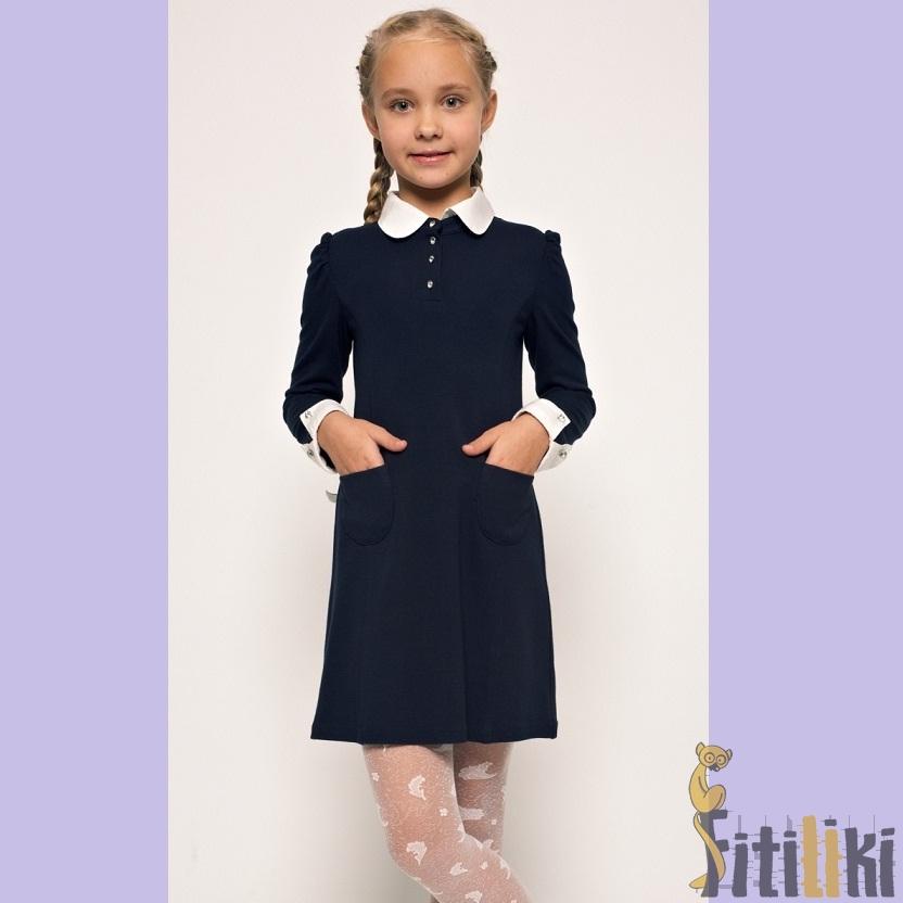 Как сшить школьное платье на девочку 296