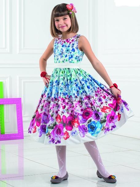 Платье италия для девочки